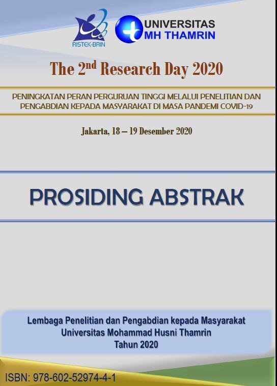Pengaruh Senam Lansia Terhadap Perubahan Tekanan Darah Pada Lansia Dengan Hipertensi di Wilayah KP. Dukuh II (RT 05/RW 01) dan Dukuh III (RT 04/RW 02) Kramat Jati Jakarta Timur